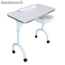 Table de manucure portable