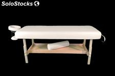 Table de massage fixe en bois Metis