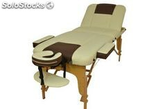 Table de massage luxueuse , compfortable et mobile