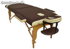 Table de massage pliable en bois - Table massage pliable ...