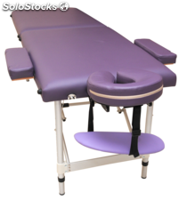 Table de massage Pliante & Portable * 11Kg * avec Sac de Transport