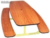 Table enfant TAE200-4