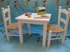 Table et chaise enfants