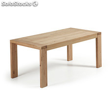 Table Extensible Brion, naturelle 200(280)x100