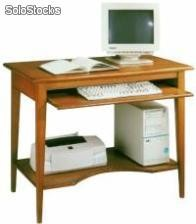 Table Informatique - rustique