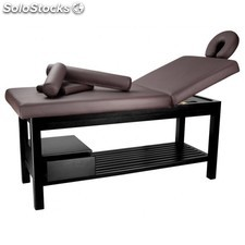 Table Massage en Bois Ebony (2 articulations)