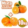 Table mixte et de mandarine 10 kg