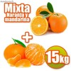 Table mixte et de mandarine 15 kg - Photo 1