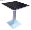 Table pied central Munera