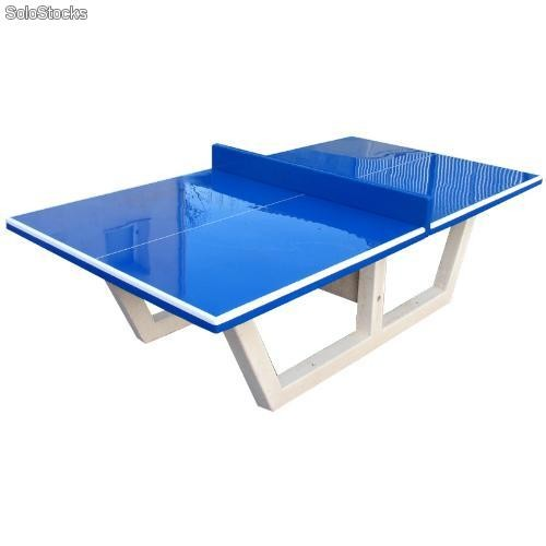 table ping pong b ton nf. Black Bedroom Furniture Sets. Home Design Ideas