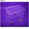 Table plexiglas robus - Photo 1