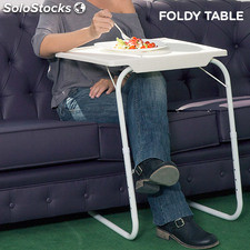 Table Pliable Foldy Table