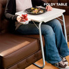 Table Pliante avec Dessous de Verre Foldy Table - Photo 1