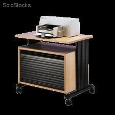 Table pour machine de bureau hêtre - 85453