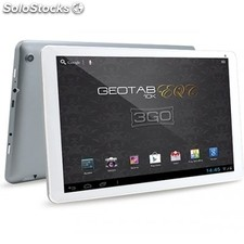 "Tablet 3GO GT10K-eqc Cortex-A7 Android 4.4 1GB 10.1"" blanco/plata"