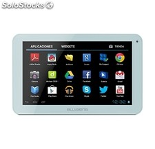 "Tablet 7'' blusens tablet 7"" touch 73 dual core"