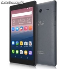 Tablet alcatel pixi 4 negro 7""