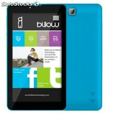 Tablet android 7'' 3G 8 GB QuadCore Billow X700LB Azul