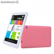 Tablet billow x702p blanco/rosa -