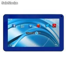 "Tablet brigmton 9"" btpc-908QC QCore 8 Gb azul"