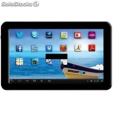 "Tablet brigmton btpc-1016 10.1"" 8GB q.core 4.4A Negro"