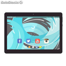 "Tablet brigmton btpc-1020QC 10"" 16 GB Wifi Quad Core Negro"