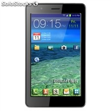 "Tablet brigmton btpc-PH1 Cortex a-9 1GB 8GB 7"" 3G Android 4.1 negro"