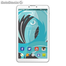 "Tablet brigmton btpc-PH5 7"" 8 GB 3G / Wifi Quad Core Blanco"