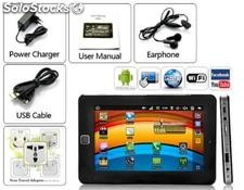 Tablet de 7 polegadas de 4gb
