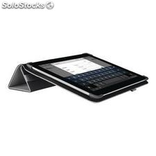 "Tablet Folio Case Galaxy Tab 2 10.1"""" Pu Black"