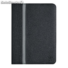 "Tablet Folio Case Galaxy Tab 4 7"""" Pu Black"