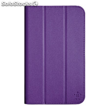 "Tablet Folio Case Galaxy Tab 4 7"""" Pu Purple"