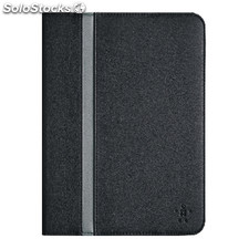 "Tablet Folio Case Galaxy Tab 4 8"""" Pu Black"