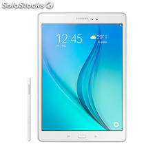 Tablet Galaxy Tab A SM-P550 blanco con S Pen