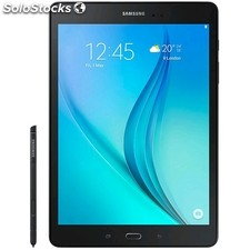 Tablet Galaxy Tab A SM-P550 negro con S Pen