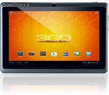 "Tablet geotab gt7001e eco 7"" 4gb 3go titanium"