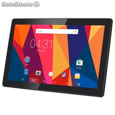 "Tablet hanns g SN1ATP1B 16 GB Wifi Quad Core 10.1"" Negro"