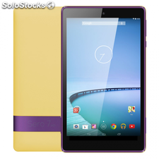 "Tablet hisense Sero 7 Ref: E2371YW Dual Core Android 4.4 8GB Wifi 7"" amarillo"