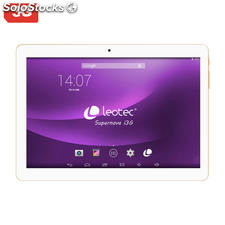 Tablet leotec supernova I3G blanca