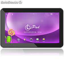 "Tablet leotec supernova S16 10"" Negro"