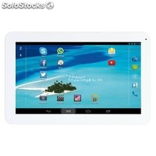 "Tablet mediacom m-MP1S2B3G S2 Cortex-A7 Android 4.4 3G 10.1"" blanco"