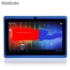 "Tablet pc 7 ""5- pantalla táctil Android 4.0 4gb Wiifr"