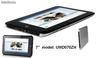 """Tablet pc 7""""/ mid/umd/umpc Android2.3 Imapx210 @1GHz 512m/4gb"""
