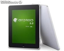 Tablet pc 8-inch Freescale i.mx515 Cortex a8
