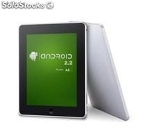 Tablet PC A8 cortex Android 2.2, 512RAM, 4GB < 64GB Expandible, wifi y 3G