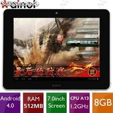 Tablet pc Ainol novo7 Android 4.0 / Wi-Fi / Camera / hd de 8gb Tela 7 / Branco