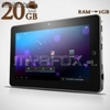 "Tablet pc Flytouch 7s Allwinner a10 16gb 10,1"" i z systemem Android4.0 i gps"