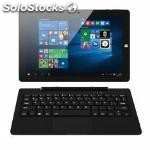 Tablet / portatil 2 en 1 phoenix SWITCH10+teclado intel ® atom™ Z8350