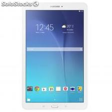 "Tablet samsung galaxy tab e 9.6"" blanco / 8GB rom / 1.5GB ram / quad core /"