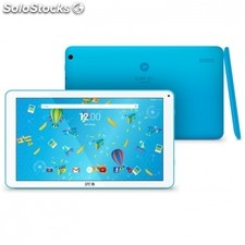 "Tablet spc blink 10.1 azul - qc A53 1.3GHZ - 1GB DDR3 - 8GB - 10.1""/25.65CM ips"
